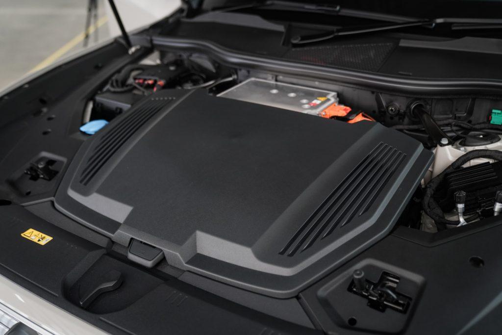 Audi e-tron Sportback-55 quattro S-line